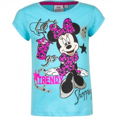 Koszulka T-shirt Myszka Minni rozmiar 114cm