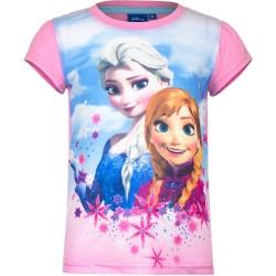 Koszulka T-shirt Frozen- Kraina Lodu rozmiar 104cm