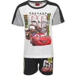 Koszulka T-shirt + krótkie spodenki Auta Cars rozmiar 128cm