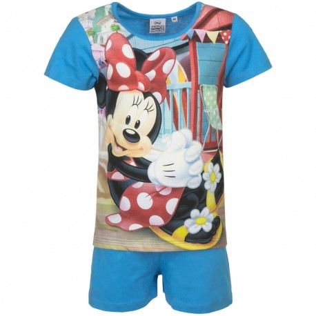 Piżama krótki rękaw Myszka Minnie rozmiar 116cm