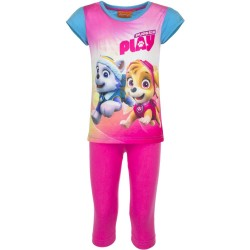 Koszulka T-shirt + spodenki 3/4 Psi Patrol rozmiar 94