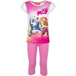 Koszulka T-shirt + spodenki 3/4 Psi Patrol rozmiar 110