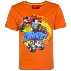 Koszulka T-shirt Blaze i Mega Maszyny rozmiar 128
