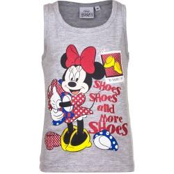 Koszulka na ramiączkach Myszka Minnie rozmiar 128