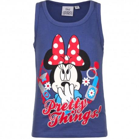 Koszulka na ramiączkach Myszka Minnie rozmiar 116