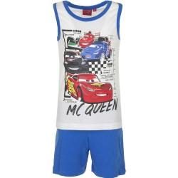 Piżama na ramiączkach Auta Cars rozmiar 128