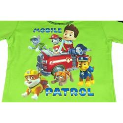 Bluzka krótki rękaw Psi Patrol rozmiar 98