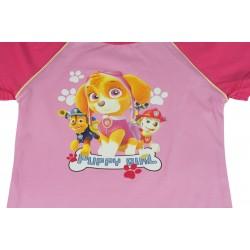 Piżama krótki rękaw Psi Patrol rozmiar 116
