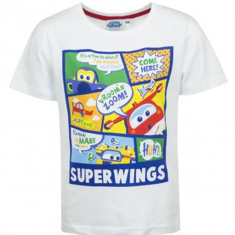 Koszulka T-shirt Super Wings rozmiar 98
