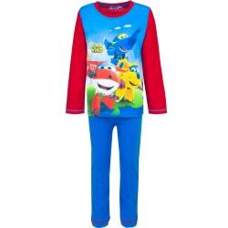 Piżama długi rękaw Super Wings rozmiar 98
