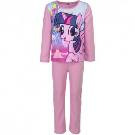 Piżama długi rękaw My Little Pony Polarowa rozmiar 94