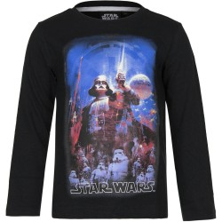 Bluzka długi rękaw Star Wars rozmiar 128