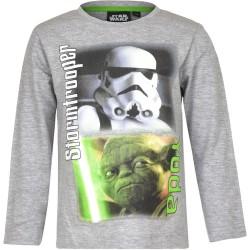 Bluzka długi rękaw Star Wars rozmiar 102
