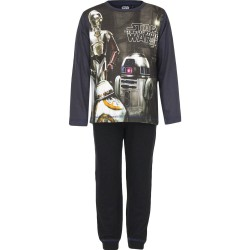 Piżama długi rękaw Star Wars rozmiar 140