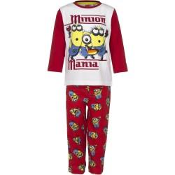 Piżama długi rękaw Minionki rozmiar 94