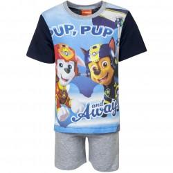 Piżama krótki rękaw Psi Patrol rozmiar 110
