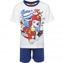 Piżama krótki rękaw Psi Patrol rozmiar 104
