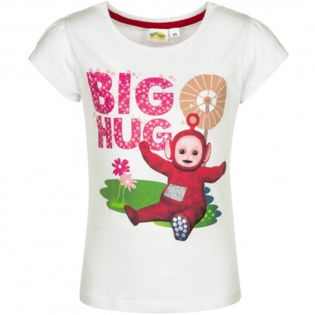 Koszulka T-shirt Teletubisie rozmiar 116