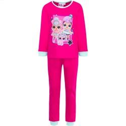 Piżama długi rękaw LOL Surprise rozmiar 110