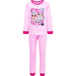 Piżama długi rękaw LOL Surprise rozmiar 116