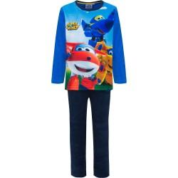 Piżama długi rękaw Super Wings Polar rozmiar 98