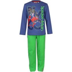 Piżama długi rękaw Spider-Man rozmiar 114