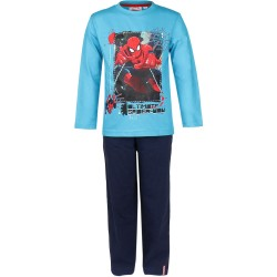 Piżama długi rękaw Spider-Man rozmiar 94