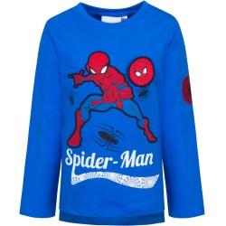 Bluzka długi rękaw Spider-Man rozmiar 116