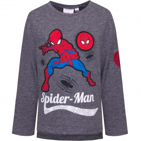 Bluzka długi rękaw Spider-Man rozmiar 98