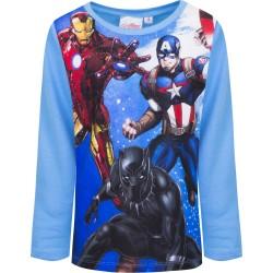 Bluzka długi rękaw Avengers rozmiar 104