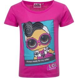 Koszulka T-shirt LOL Surprise rozmiar 116