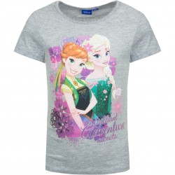 Koszulka T-shirt Frozen Kraina Lodu rozmiar 116
