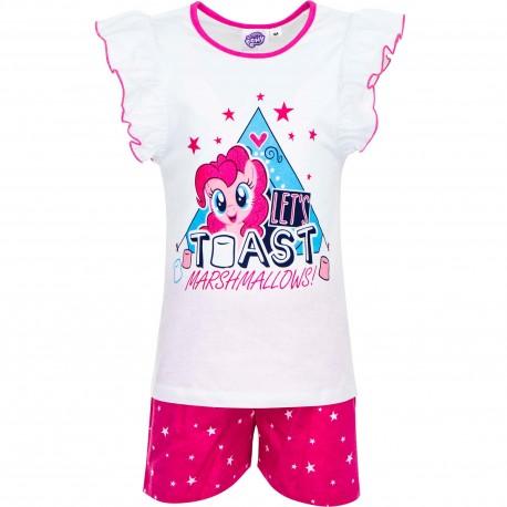 Piżama krótki rękaw My Little Pony rozmiar 116