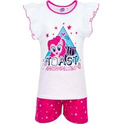 Piżama krótki rękaw My Little Pony rozmiar 128