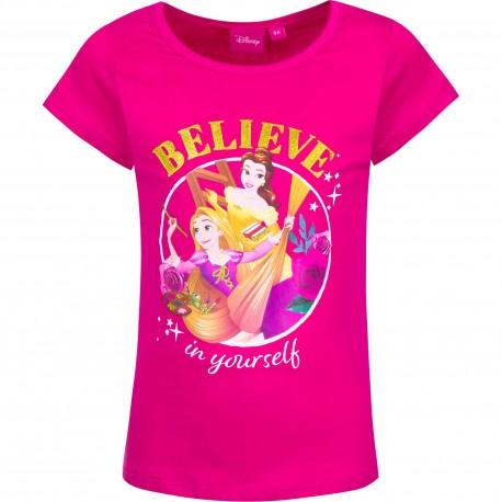 Koszulka T-shirt Księżniczki rozmiar 98