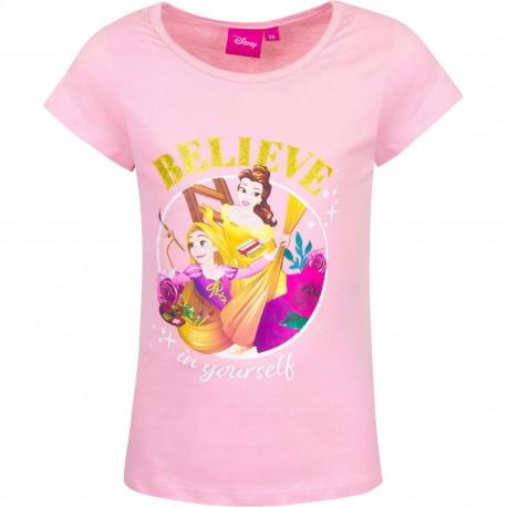 Koszulka T-shirt Księżniczki rozmiar 104