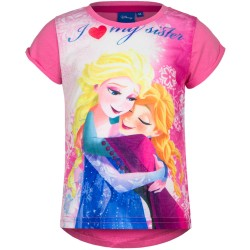 Koszulka T-shirt Frozen rozmiar 128