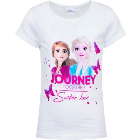 Koszulka T-shirt Frozen II rozmiar 104