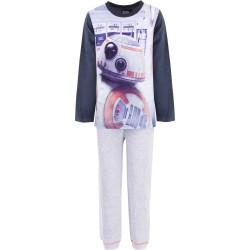 Piżama długi rękaw Star Wars Welurowa rozmiar 104