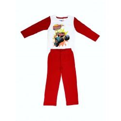 Piżama długi rękaw Blaze i Megamaszyny rozmiar 122