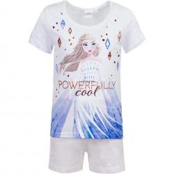 Piżama krótki rękaw Frozen II rozmiar 116