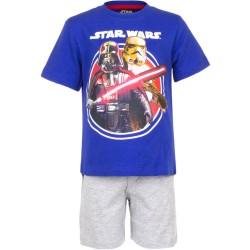 Piżama krótki rękaw Star Wars rozmiar 138