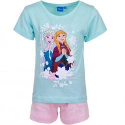 Piżama krótki rękaw Frozen rozmiar 104