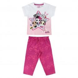 Piżama krótki rękaw LOL rozmiar 111 116