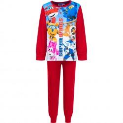Piżama długi rękaw Super Wings rozmiar 122