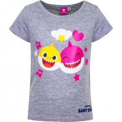 Koszulka T-shirt baby shark rozmiar 104